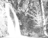 Chemisal Falls at Vichy 1880